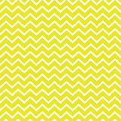 Bold yellow and white chevron or zig zag pattern