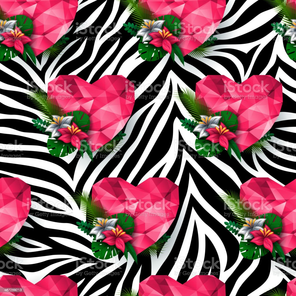 Chic vector seamless patterns (tiling).