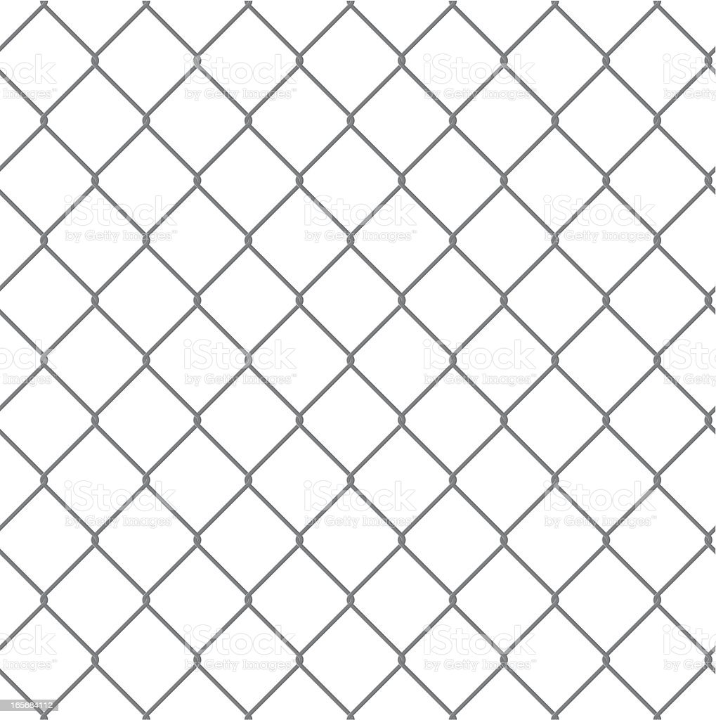 Chicken Mesh - Pattern royalty-free stock vector art