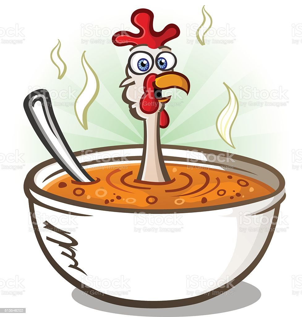 royalty free chicken soup clip art vector images illustrations rh istockphoto com clip art soup ladle clip art soup sale