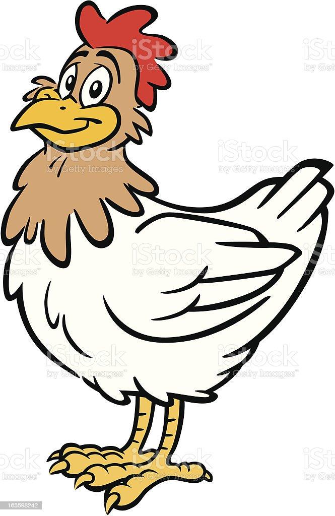 Pollo ilustración de pollo y más banco de imágenes de ala de animal libre de derechos
