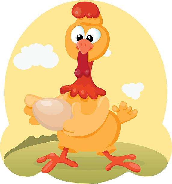 ilustrações de stock, clip art, desenhos animados e ícones de frango com ovo na sua mão - hope