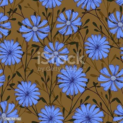 istock Chicory pattern 1 1298285160