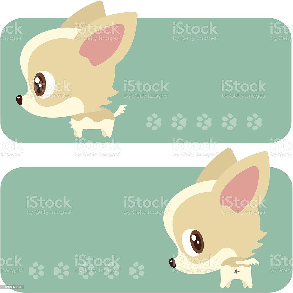 Chihuahua Y Huella - Arte vectorial de stock y más imágenes de ...