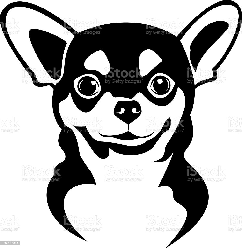 Chihuahua Stock Vector Art & More Images of Abstract ...