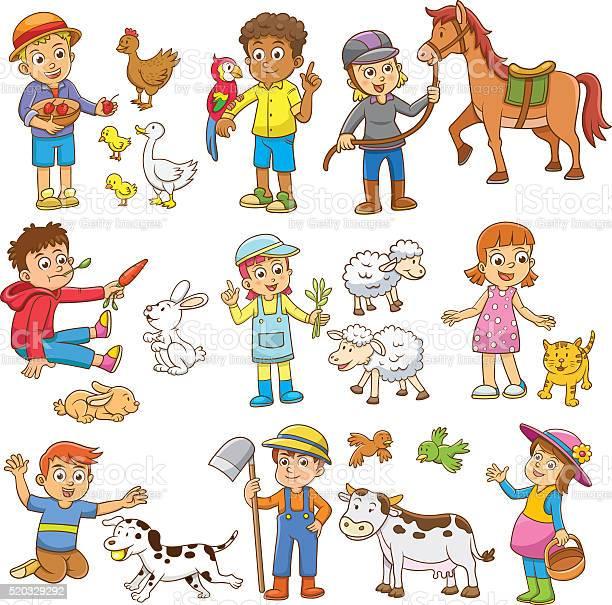 Child and pet cartoon vector id520329292?b=1&k=6&m=520329292&s=612x612&h=j2pljpuotl32f2rnmz0u3 onvfhetaeafrxotna szc=