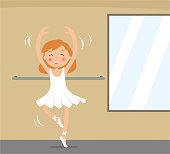 child ballerina