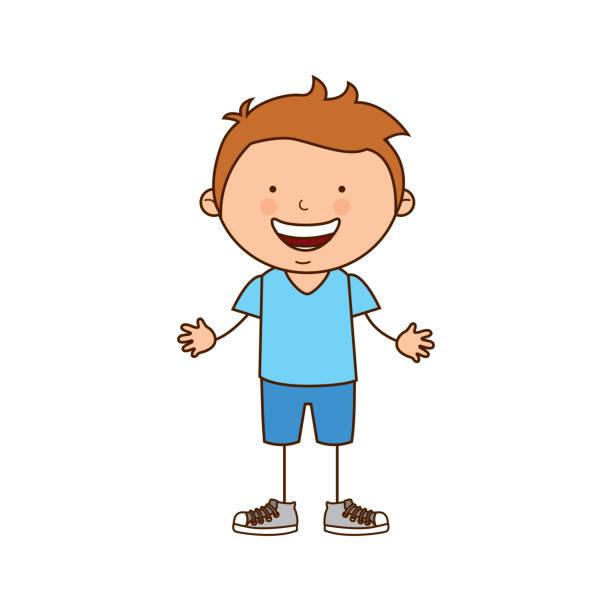 illustrations, cliparts, dessins animés et icônes de enfant de design - enfants de bande dessinée