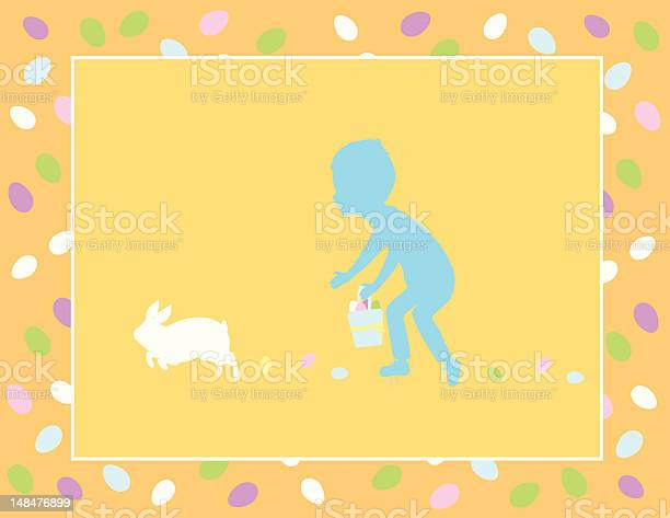 Child following easter bunny vector id148476899?b=1&k=6&m=148476899&s=612x612&h=1fkbioxmwpchhbho6w8exm beuqhn rkevcli2komiy=