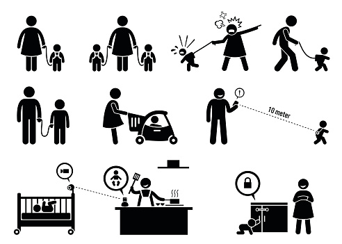 Child Safety and Monitor Equipment.