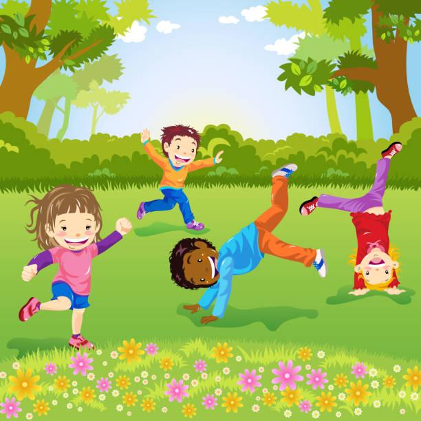 ilustrações, clipart, desenhos animados e ícones de filho de capotamento - brincadeira