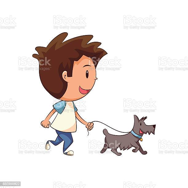 Child walking dog vector id532355822?b=1&k=6&m=532355822&s=612x612&h=415pgbyertuu7f0ykn6mbcyuw6ozwjog9v1zz5t2pzq=
