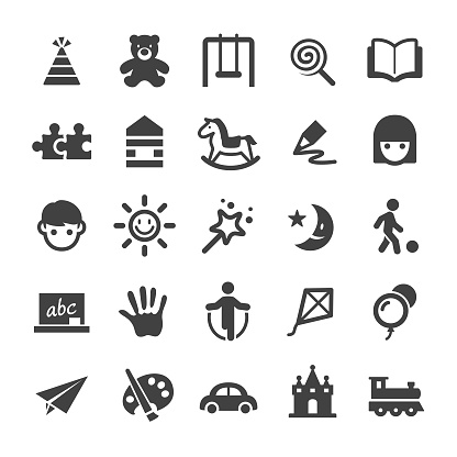 Childhood Icons - Smart Series