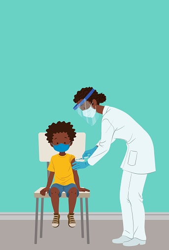 Childhood vaccination against COVID-19