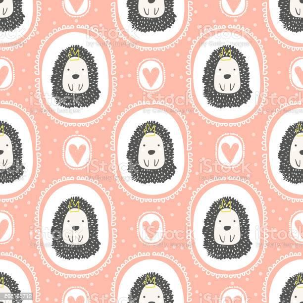 Childish seamless pattern with cute hedgehog trendy scandinavian vector id868165712?b=1&k=6&m=868165712&s=612x612&h=y9xzx5orzawmrugsg6cnir2bpvx5lfmdoue mf4lum0=