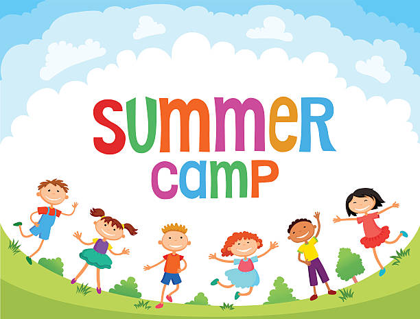 Top 60 Summer Camp Clip Art Vector Graphics And Illustrations Istock
