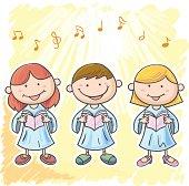 Children choir