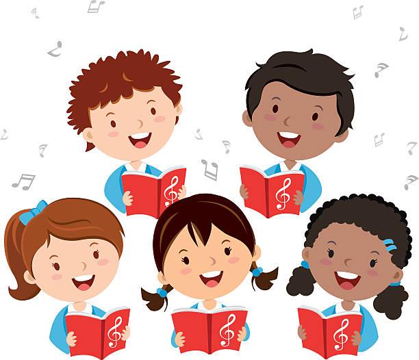 Sign Up For Kids Choir - Choir Clipart (#509164) - PinClipart