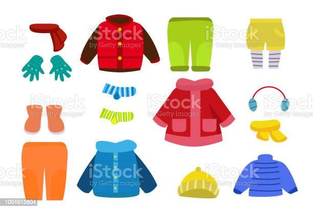 Children clothes vector color illustration vector id1004615804?b=1&k=6&m=1004615804&s=612x612&h= txryfvho55ys0ruqjmi78llqt84ow5yyrbwmqwozlu=