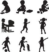 Children doing different activitieshttp://www.twodozendesign.info/i/1.png