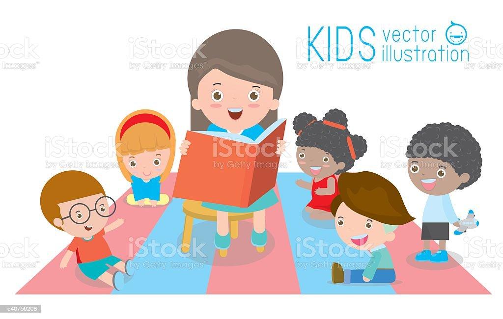 top preschool reading clip art vector graphics and