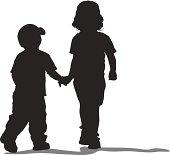 istock Children Holding Hands 115897898