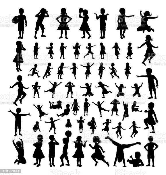 Children kids silhouette big set vector id1136870926?b=1&k=6&m=1136870926&s=612x612&h=os1svyxbwo5sy7gnxqhkctiwlzxfrg rkt5ynft1wee=