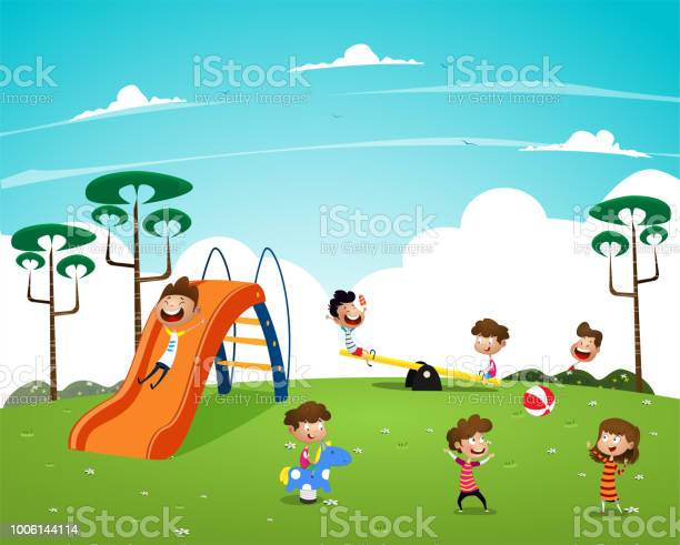 Children playing in the playground vector id1006144114?b=1&k=6&m=1006144114&s=612x612&h=5qbnvn mrajimkrmnlrhjfpk8h3uojjjkq  qwvmmlu=