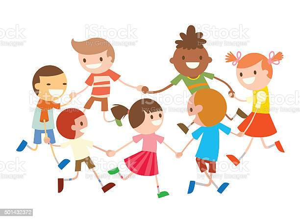 Children round dancing party dance in baby club illustration vector id501432372?b=1&k=6&m=501432372&s=612x612&h=2y26howpmgjucqlyqgvr6dsn5lu5shtmo8dqouts4pw=