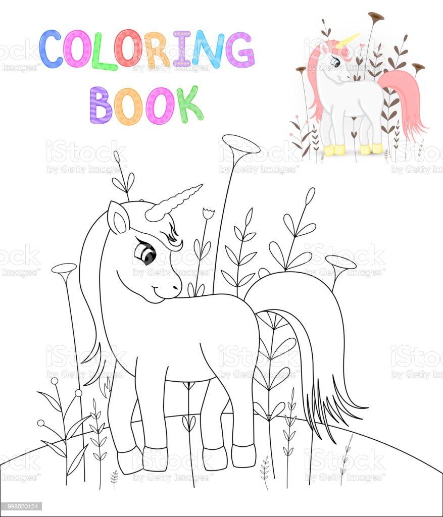 Kleurplaten Thema Dieren.Kinderen S Boek Met Tekenfilm Dieren Kleurplaten Onderwijstaken Voor