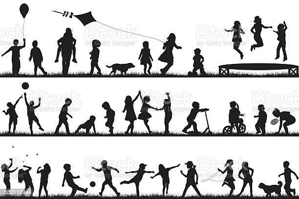 Children silhouettes playing outdoor vector id532112944?b=1&k=6&m=532112944&s=612x612&h=qkkey29aeoc0rnes3lzolvmqaovwwpvippkbqxxremq=