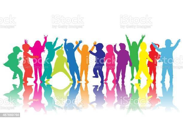Children silhouettes vector id487669765?b=1&k=6&m=487669765&s=612x612&h=sl6rdrkap  nfymnl0hfqezd8k rickd2ksfkwxh05g=