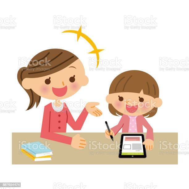 Children to study in the tablet vector id887654474?b=1&k=6&m=887654474&s=612x612&h=wptuanmkoagpcpyz1rmgiydduxzxsgv117w4i1r6x0a=