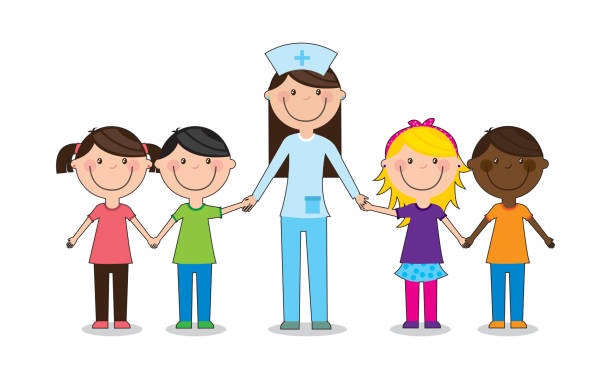 Image result for school nurse clipart
