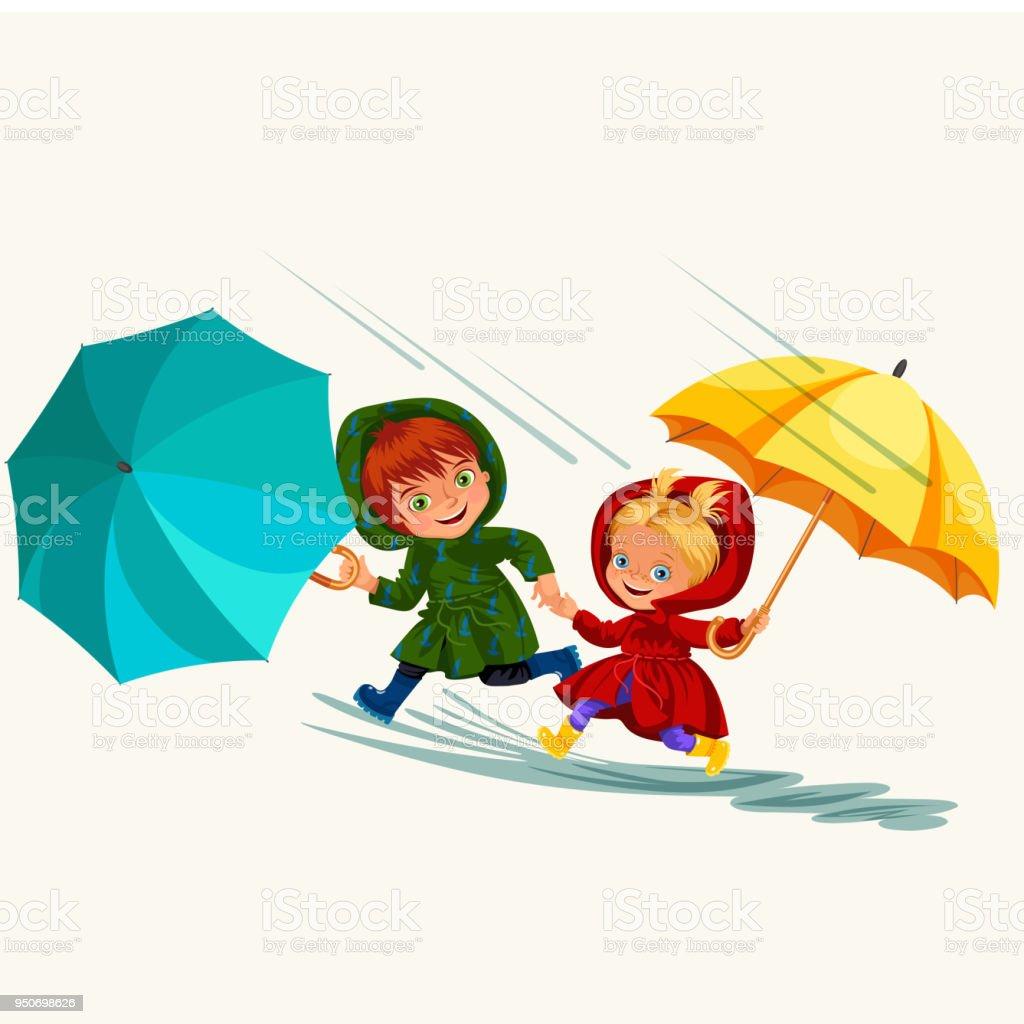 Regen jacke laufen