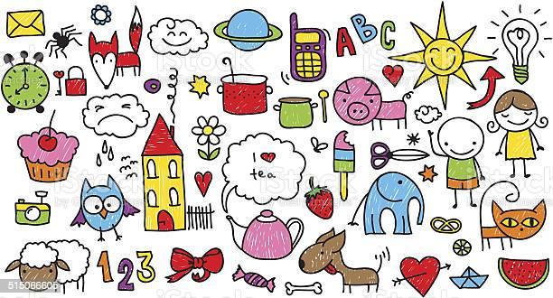 Childrens doodle vector id515066605?b=1&k=6&m=515066605&s=612x612&h=nijv8v7ueldv58oahq 740f5cd7hchvctl4drmzp cq=