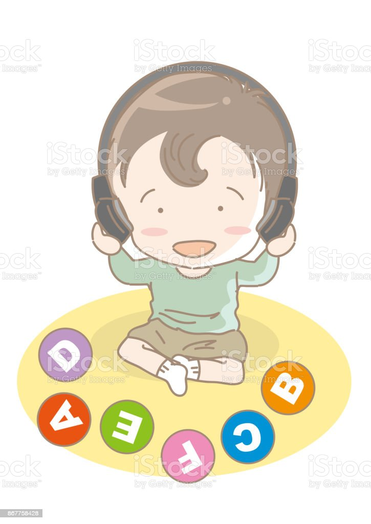Childrens English Education Stock Vector Art & More Images of