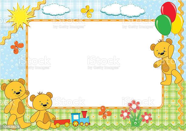 Childrens photo framework bears handmade vector id104639026?b=1&k=6&m=104639026&s=612x612&h=atv21zpqmjf1r2vnojefqdzxwrwyp 1ls14ywws3gtq=