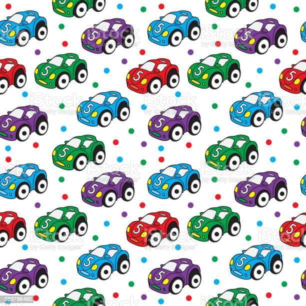 Childrens toy car seamless texture car background childrens wallpaper vector id583796460?b=1&k=6&m=583796460&s=612x612&h=7jmkp46no70fkoh6jpzu3smgq3auppcmwstlrlgq44i=
