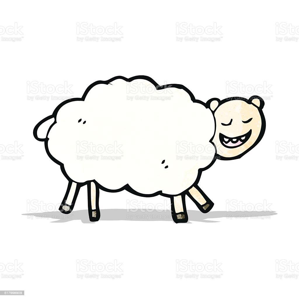 Disegno Di Bambino Di Una Pecora Immagini Vettoriali Stock E Altre