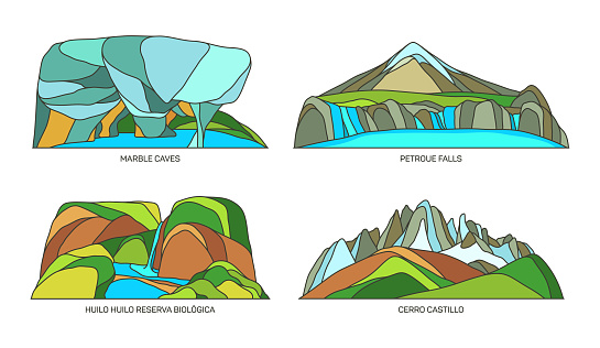 Chile natural landmarks, national parks and travel