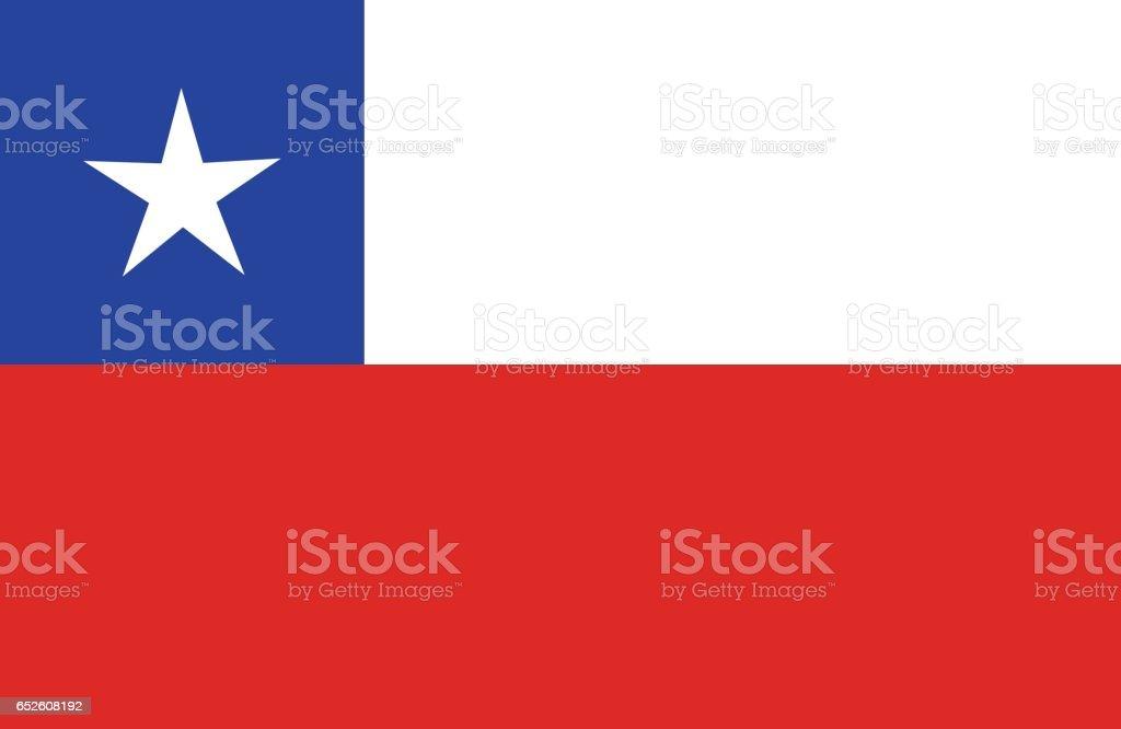 Chile  - ilustración de arte vectorial
