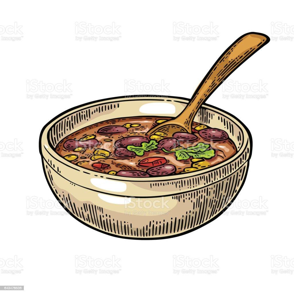 royalty free chili pot clip art vector images
