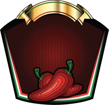 chili gold label