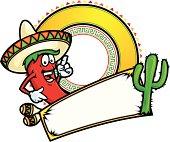 Chili Pepper banner