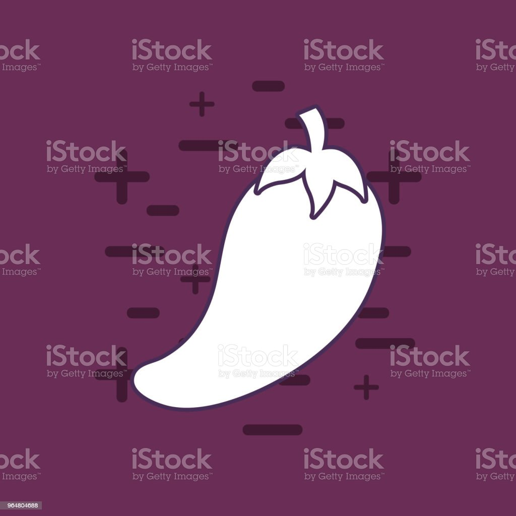 chili pepper icon royalty-free chili pepper icon stock vector art & more images of burning