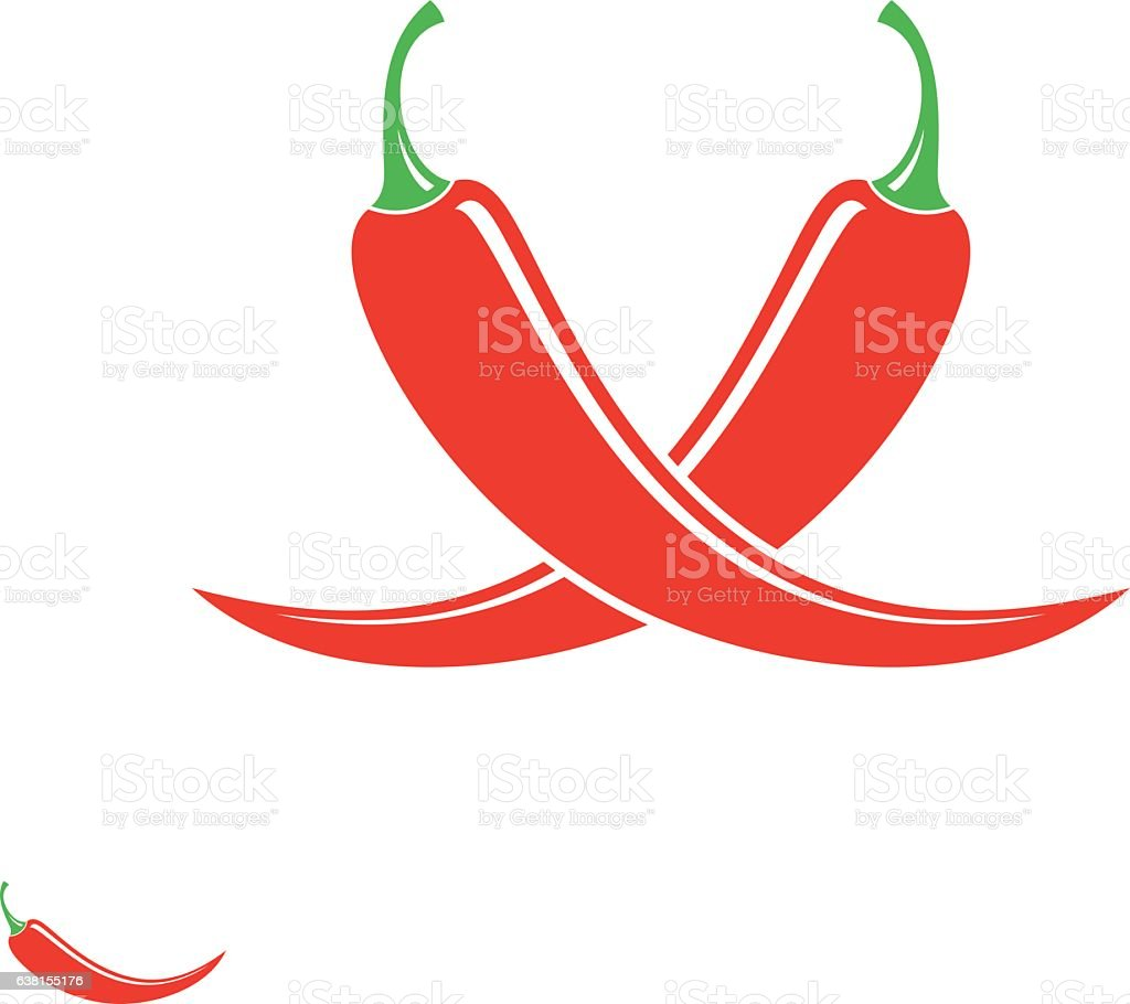 royalty free red chili pepper clip art vector images rh istockphoto com chili pepper vector free chili pepper vector template