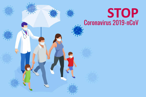 China battles Coronavirus outbreak. Coronavirus 2019-nC0V Outbreak, Travel Alert concept. The virus attacks the respiratory tract, pandemic medical health risk China battles Coronavirus outbreak. Coronavirus 2019-nC0V Outbreak, Travel Alert concept. The virus attacks the respiratory tract, pandemic medical health risk. sudden acute respiratory syndrome stock illustrations