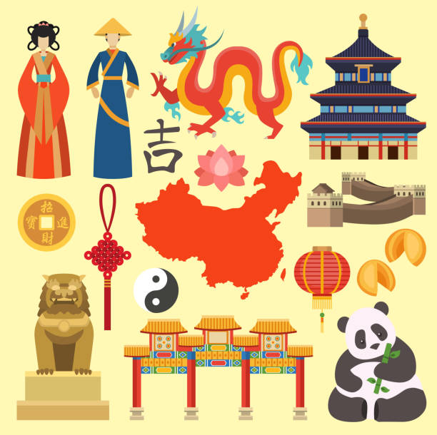 Royalty Free Chinese Temple Clip Art, Vector Images & Illustrations ...