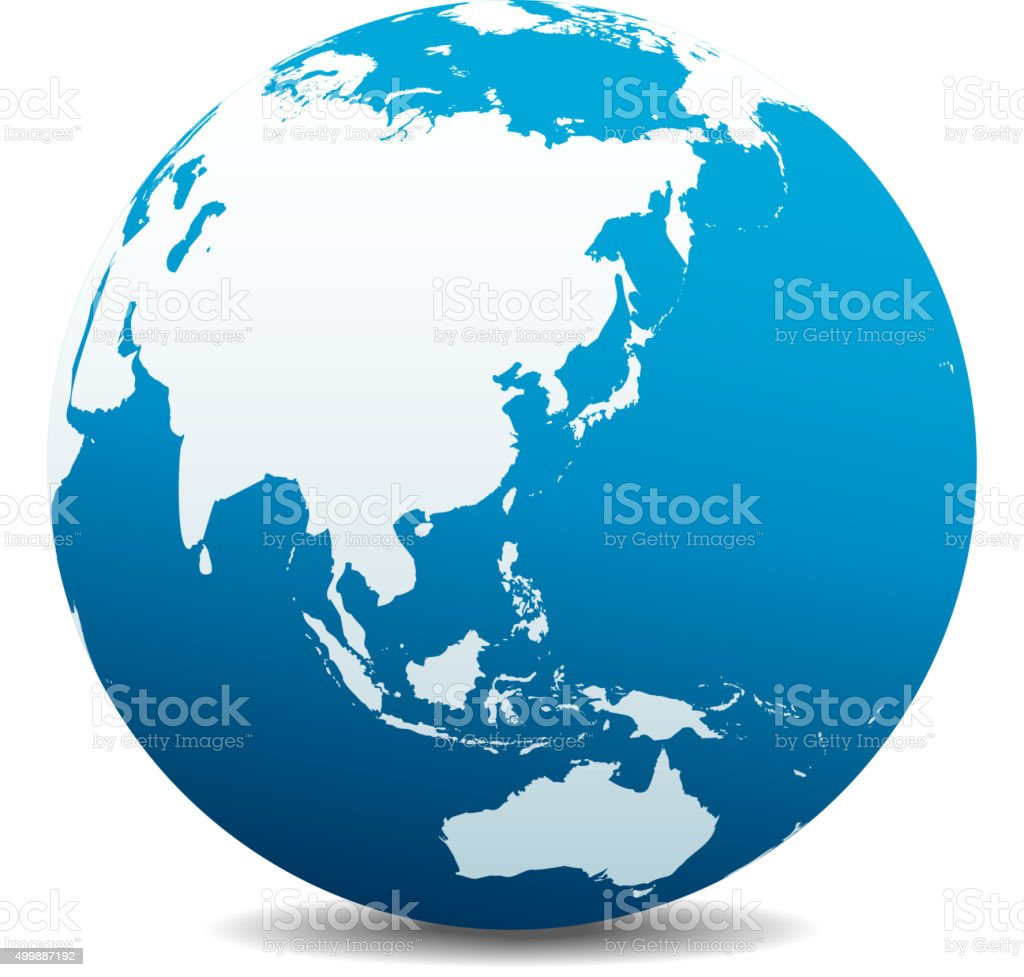 China japan malaysia thailand indonesia global world stock vector china japan malaysia thailand indonesia global world royalty free china gumiabroncs Gallery